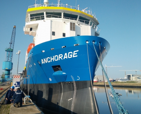 Anchorage Incling tes