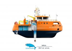 MARVEL Modular Arctic Research Vessel